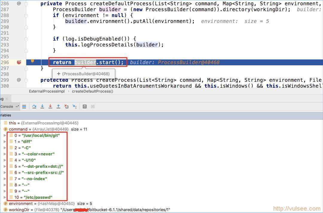【漏洞预警】BitBucket服务器参数注入漏洞安全预警通告第二次更新