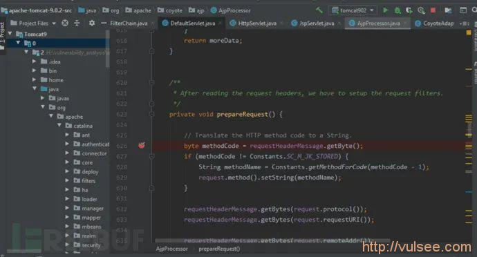 Tomcat-Ajp漏洞:我是如何一步步写出POC的?
